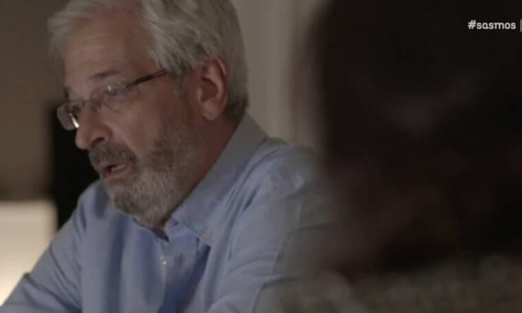 Σασμός: Αποθεώθηκε στο twitter ο μπαμπάς της Στέλλας – Ποιος είναι ο Τάσος Καμαριωτάκης;