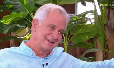 Αλέξανδρος Αντωνόπουλος: Η συγκίνησή του στο πλατό της Ελένης για τη γιαγιά του, Κατίνα Παξινού