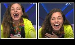 Big Brother: Αφωνη η Ευδοκία όταν είδε ότι έκαναν τατουάζ με το όνομά της! (Video)
