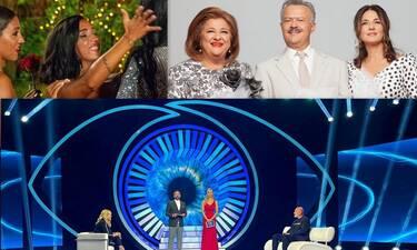 Τηλεθέαση: Το The Bachelor, το Big Brother και τα απίστευτα νούμερα που σημείωσαν οι Συμπέθεροι!