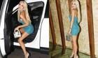 Δεν είναι η Barbie, είναι η Αλεξάνδρα Παναγιώταρου και είναι πιο σέξι από ποτέ σε βραδινή έξοδο