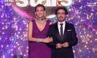 DWTS: Εκθαμβωτική η Βίκυ Καγιά! Το εντυπωσιακό φόρεμα και τα λαμπερά κοσμήματα (Video)
