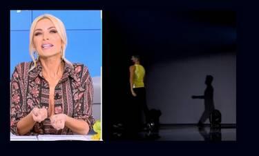 Καινούργιου: Ο Νίκος Κοκλώνης της έκανε πρόταση on air - Η αντίδρασή της (video)