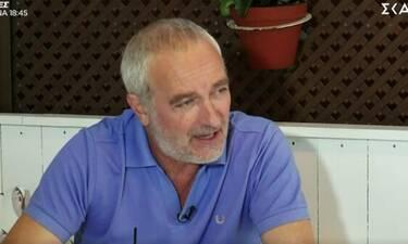 Ανδρέας Ανδρεόπουλος: «Για τον Δημήτρη Λιγνάδη το πίστευα ότι θα μπει στη φυλακή» (video)