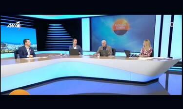 Παπαδάκης: Έξαλλος on air με τον Πετράκο: «Τον είχαν στο Πρωινό και μετά βγήκε και τους έβριζε»