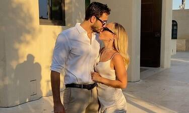 """Κόνι Μεταξά: «Αν ο Μάριος μου κάνει πρόταση γάμου εννοείται θα πω """"ναι""""»"""