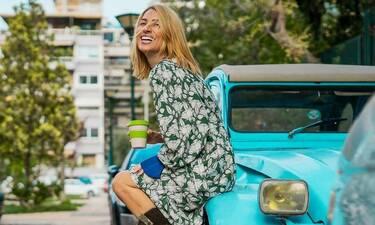 Μαρία Ηλιάκη: Όταν δεν έκανα εμετούς, δεν ζαλιζόμουν και δεν είχα πονοκέφαλο, ήμουν στα social media