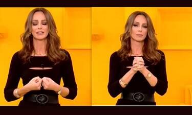 Μπέτυ Μαγγίρα: Συντετριμμένη μετά τον θάνατο της μάνας της επέστρεψε στην εκπομπή - Λύγισε on air