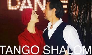 Χολιγουντιανό «Τανγκό» για τη Δέσποινα Μοίρου