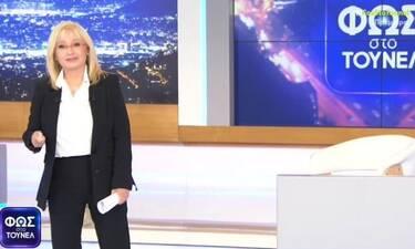 Φως στο Τούνελ: Η Νικολούλη έκανε πρεμιέρα! Το υπέροχο κοστούμι και η επιστροφή συναδέλφου της