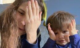 Φωτεινή Αθερίδου: Απίθανη η νέα φωτογραφία με τον γιο της