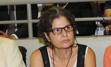 Μαργαρίτα Θεοδωράκη: Η ανάμνηση με τον νεκρό πατέρα της  - «Δεν θα απαντήσω για το τεστ DNA»
