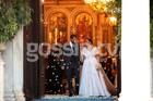 Φίλιππος Γλύξμπουργκ - Νίνα Φλορ: Το φωτογραφικό άλμπουμ του γάμου τους